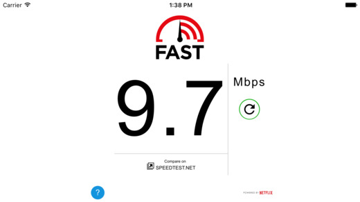 Netflix lança medidor de velocidade 'Fast' para Android