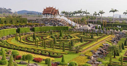 10 jardins incríveis ao redor do mundo para curtir a primavera