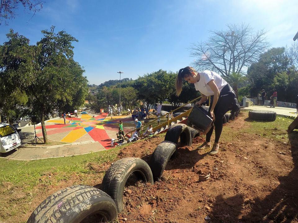 O projeto vai revitalizar uma praça na zona oeste de SP