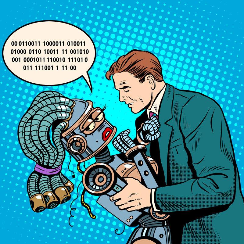 Robo-Tinder