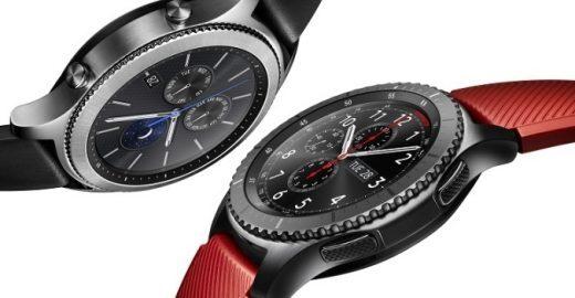 Samsung lança o novo Gear S3 durante a IFA 2016