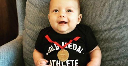 Boomer Phelps vira estrela no Instagram