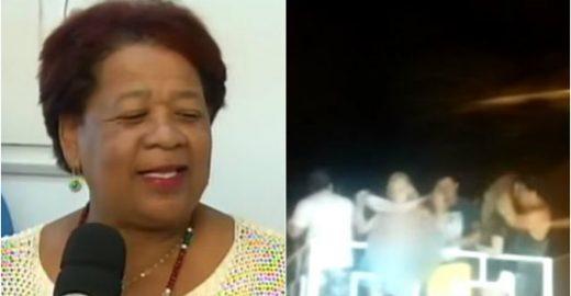 Delegada do Piauí defende mulher e dá show de empoderamento