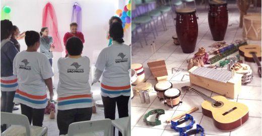 Musicoterapia ajuda vítimas de violência doméstica no Grajaú