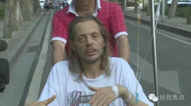 Cirk foi levado para o hospital após passar 10 dias a base de miojo