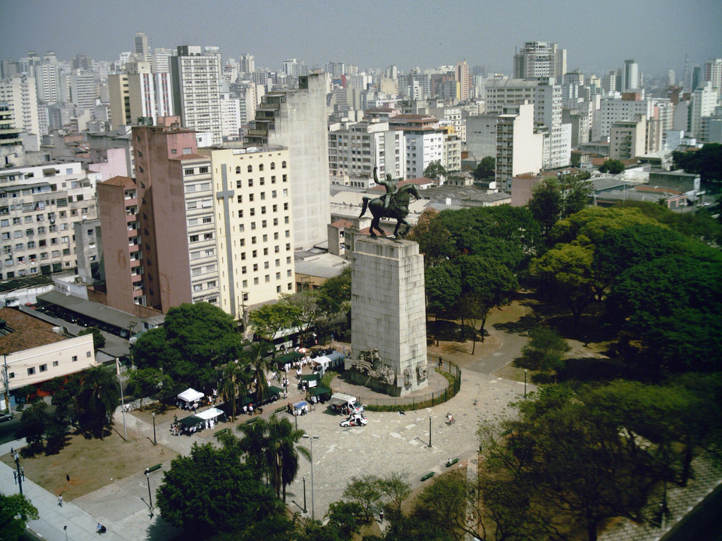 Praça Princesa Isabel