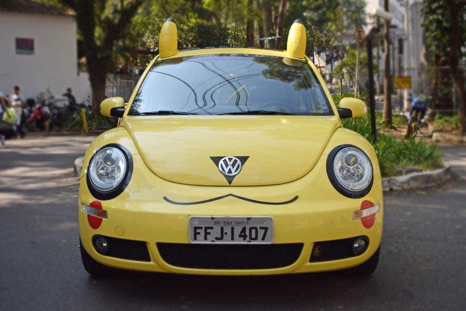 Quer alugar o Pikachu Car? É só clicar na foto acima!