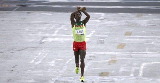 Campanha arrecada US$ 50 mil para medalhista etíope pedir asilo