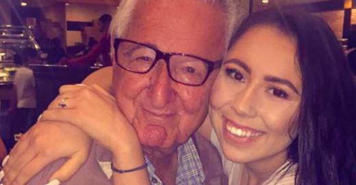 Avô de 82 anos estuda na mesma faculdade que a neta de 18