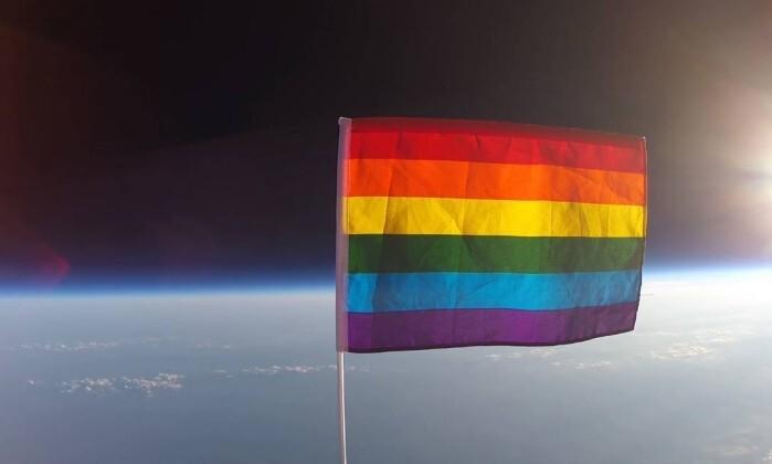 O ato tem grande simbologia para a comunidade LGBT