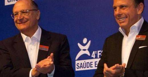 Governo Alckmin pagou R$ 501 mil por anúncio em revista de Doria