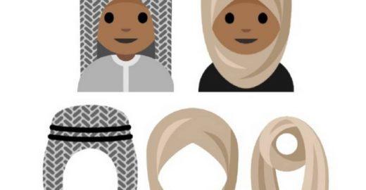 Jovem muçulmana lança petição para criar emoji com véu e hijab