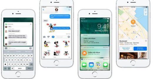 Apple libera o iOS 10. Conheça as novidades!