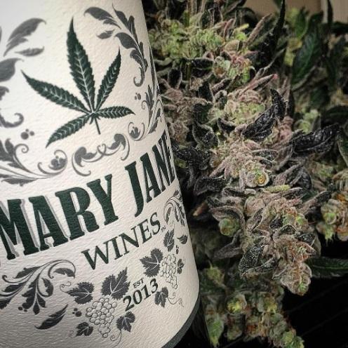 Vinho + machonha. A combinação já existe