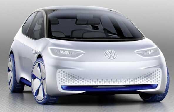 Os carros elétricos vão tomar conta do mercado alemão