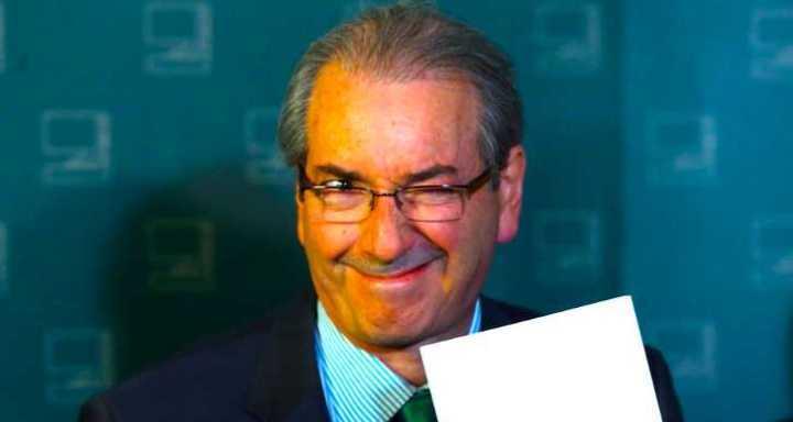Eduardo Cunha está sendo investigado pela Lava Jato