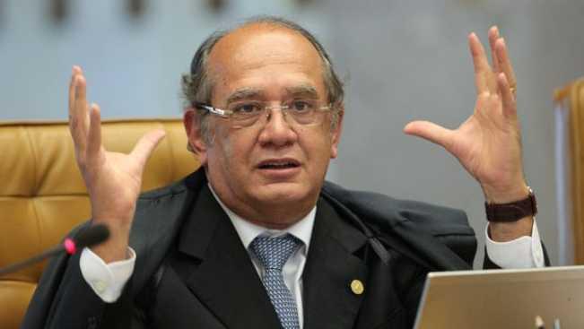 Para o ministro Gilmar Mendes, fazer greve é como tirar férias