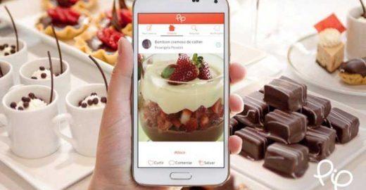 Conheça o Pip, a rede social para quem ama cozinhar!