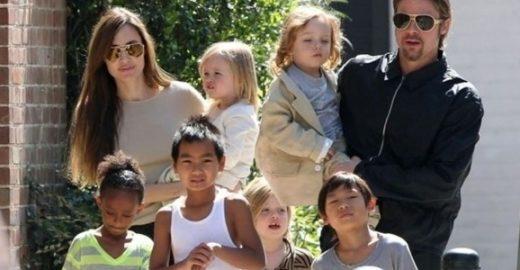 Angelina Jolie se torna alvo de investigação
