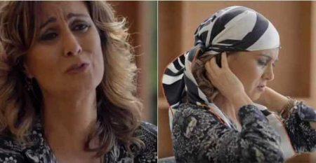 Em duradoura luta contra um câncer no ovário, atriz comemora recuperação após sete anos