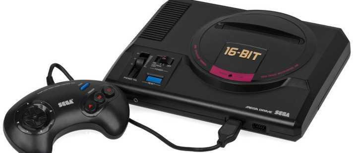 O novo Mega Drive