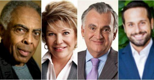 Gil, Marta, Juca e Marcelo Calero vão depor na CPI da Lei Rouanet
