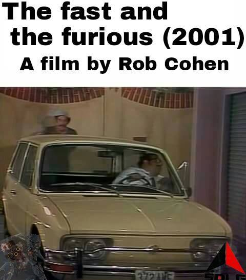 Velozes e Furiosos, cópia de Chaves dirigida por Rob Cohen