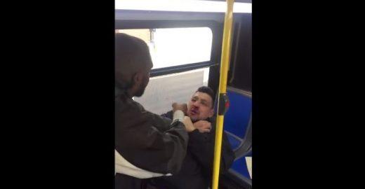 Homem intervém para ajudar vítima de assédio sexual em ônibus