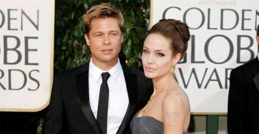 Para ver filhos, Brad Pitt terá de passar por teste de drogas