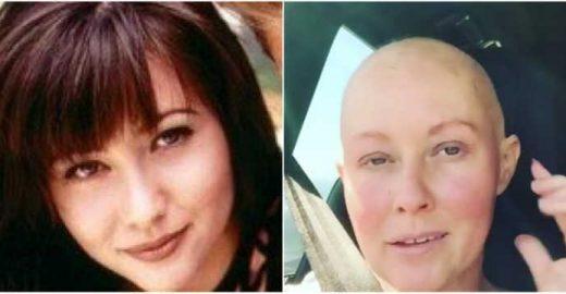 Atriz compartilha rotina na internet após ter câncer de mama