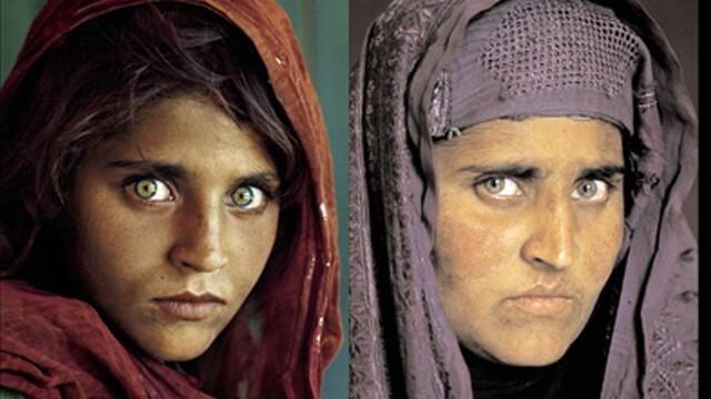 A icônica foto de 1985 foi repetida em 2002