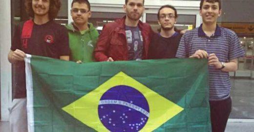 Brasil fica em 1º lugar em Olimpíada de Matemática no Chile