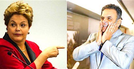 Delator diz que dinheiro pra Dilma e Aécio vinha do mesmo cofre