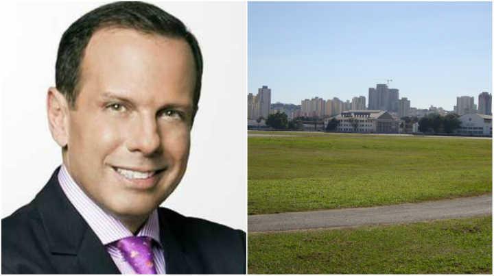 O prefeito eleito quer transformar os dois equipamentos em parques