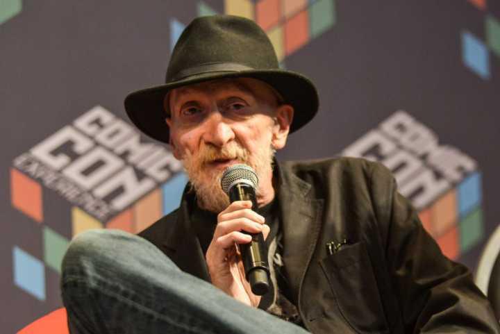"""Frank Miller em visita à CCXP 2015: ícone dos quadrinhos falou dos planos para """"Cavaleiro das Trevas 3"""""""