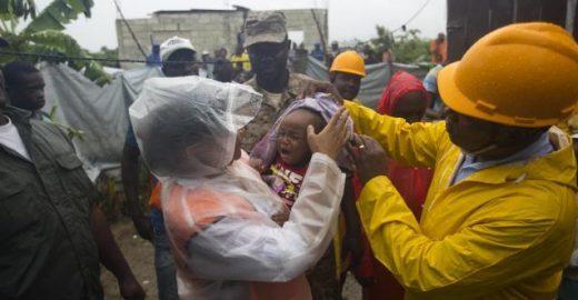 Veja como ajudar as vítimas do furacão que devastou o Haiti