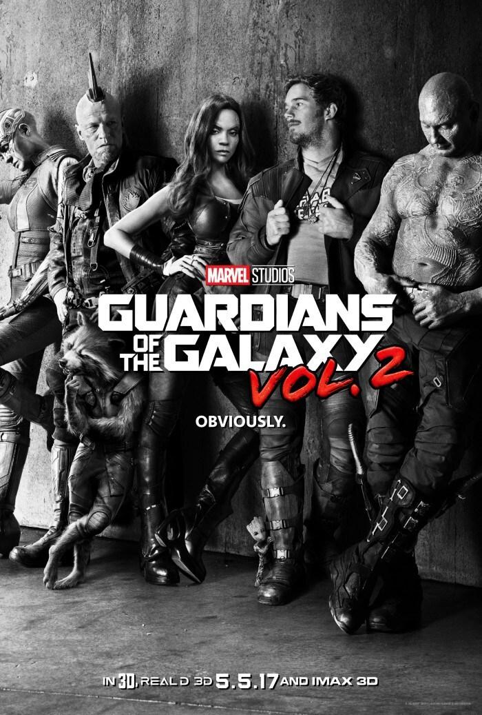 """""""Guardiões da Galáxia 2"""""""