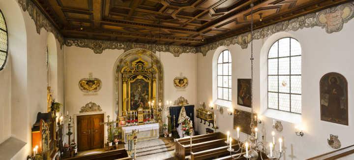 Igreja do local