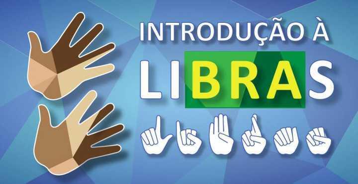 Curso gratuito de Introdução à Libras para todos os públicos