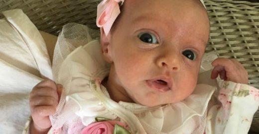 Conheça a história desta bebê que 'nasceu' duas vezes