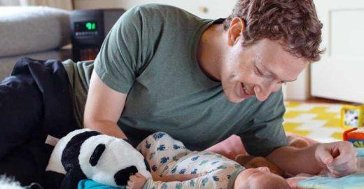 Filha de 11 meses de Mark Zuckerberg diz sua primeira palavra