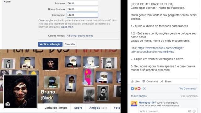 Facebook/reprodução