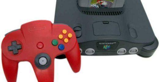 Cinco curiosidades em homenagem aos 20 anos do Nintendo 64