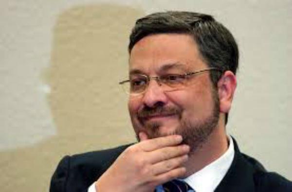 O ex ministro Antonio Palocci