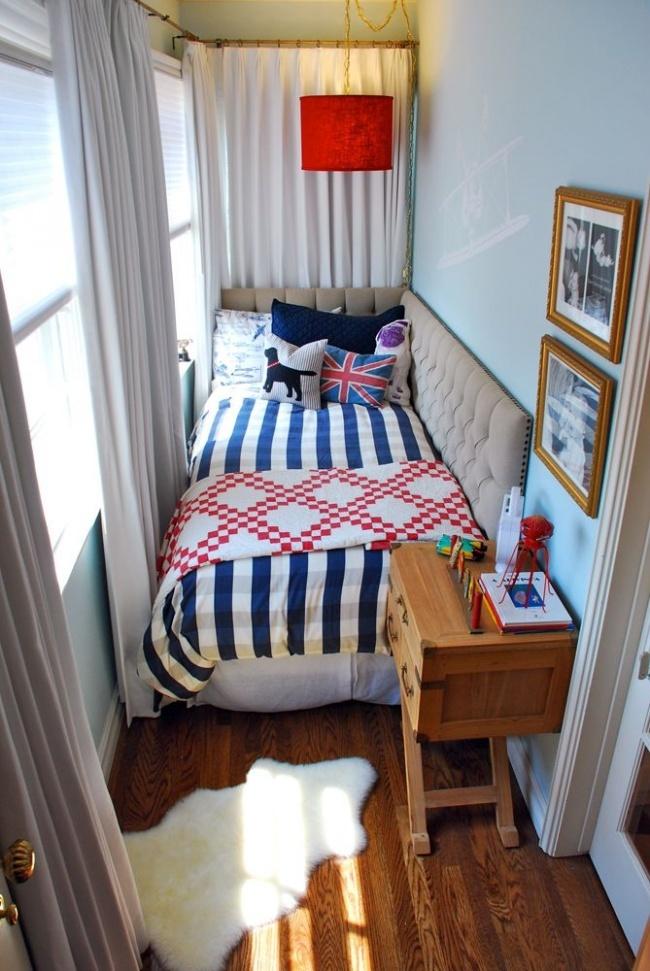 Uma sala ideal para a leitura