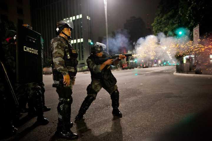 O estado de SP foi condenado a pagar R$ 8 milhões por danos morais e sociais nas manifestações