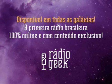 Rádio Geek é parceira do Drops de Jogos
