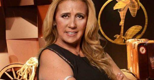 Rita Caddilac sai chorando do programa de Fabio Porchat