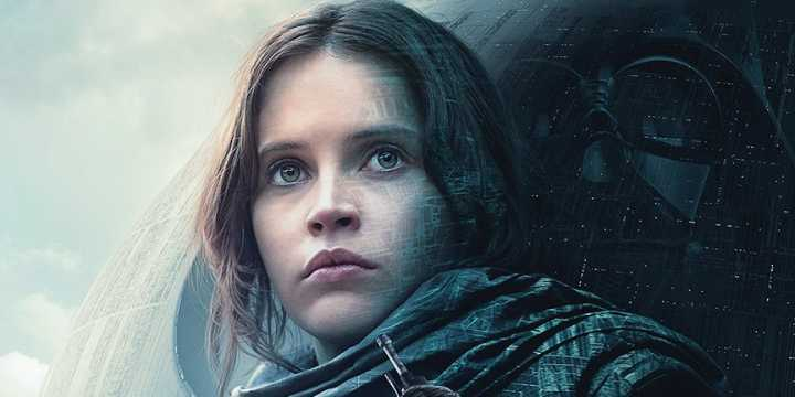 """Livro de """"Rogue One: Uma História Star Wars"""" é um dos destaques da feira."""
