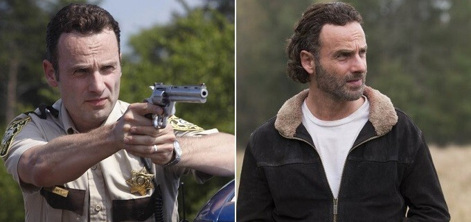 Rick, interpretado por Andrew Lincoln